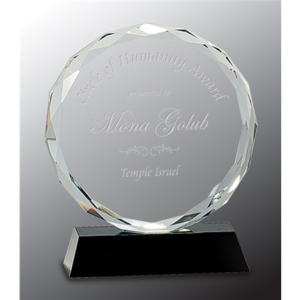 PREMIER CRYSTAL AWARD