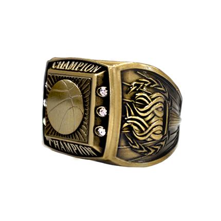 Championship Ring - Champion - Gold