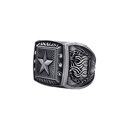 Championship Ring - Finalist - Silver