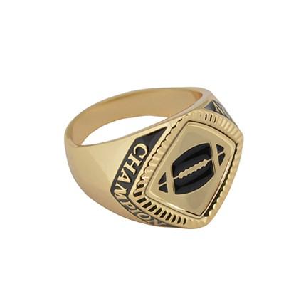 Chevron Champion Ring Series - Football