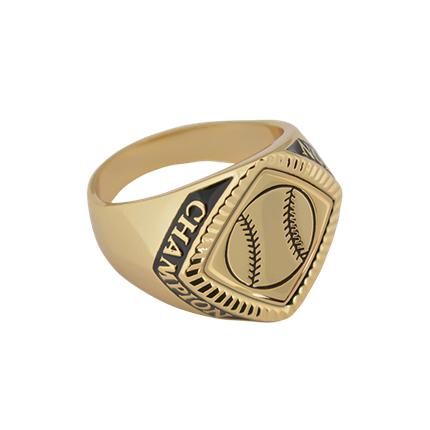 Chevron Champion Ring Series - Baseball