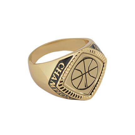 Chevron Champion Ring Series - Basketball