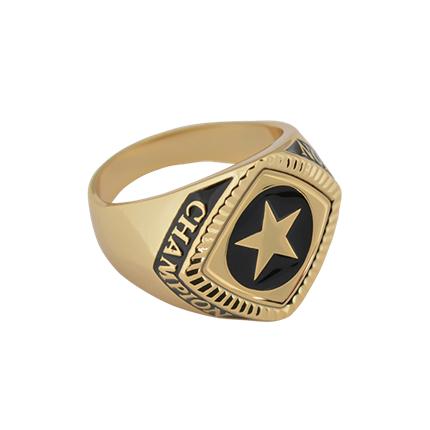 Chevron Champion Ring Series - Star