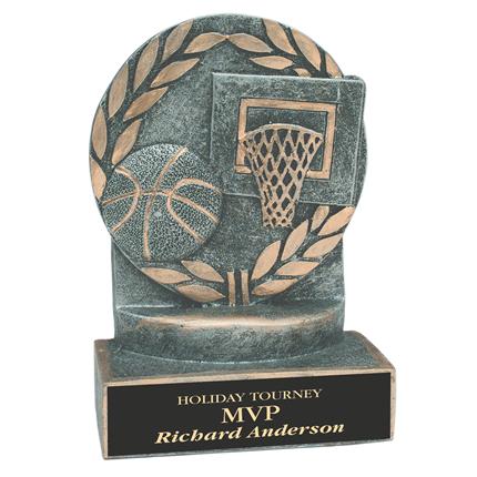 Wreath Series - Basketball