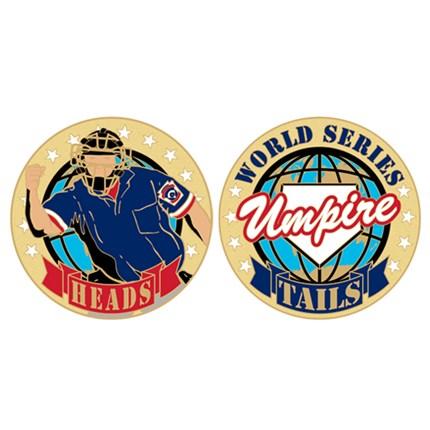 Little League Coin Series - Umpire