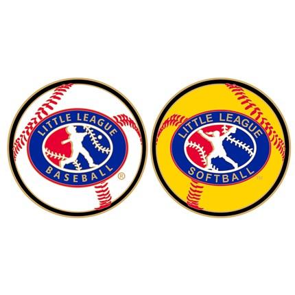 Little League Coin Series - Baseball/Softball