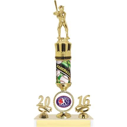 Little League Column Trophy Series