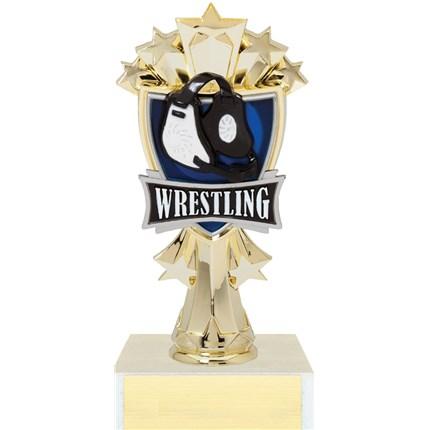 Figure Trophy Series - Wrestling
