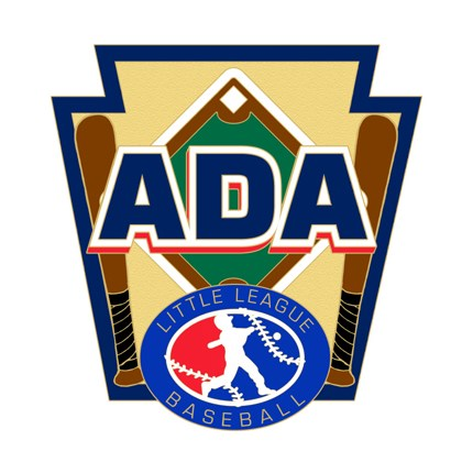 Little League Baseball Pin Series - ADA