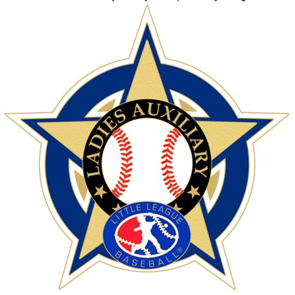 Little League Baseball Pin Series - Ladies Auxiliary