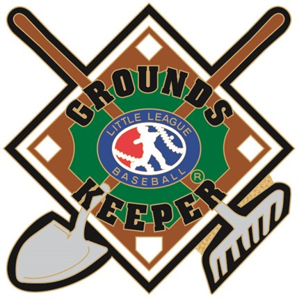 Little League Baseball Pin Series - Grounds Keeper