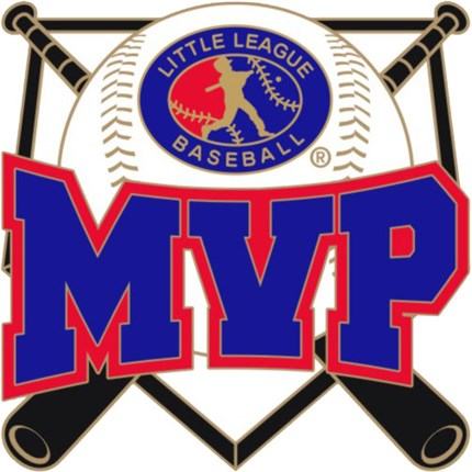 Little League Baseball Pin Series - MVP