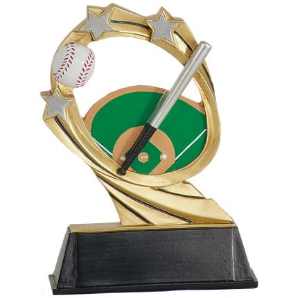 Cosmic Series - Baseball