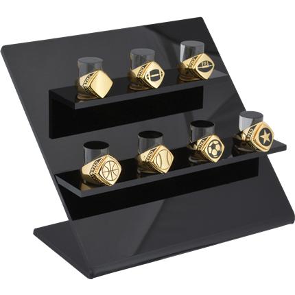 Chevron Champion Ring - Display