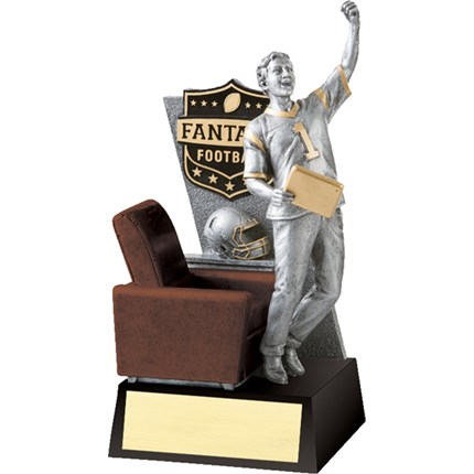 Fantasy Line Series - Football Couch Guy