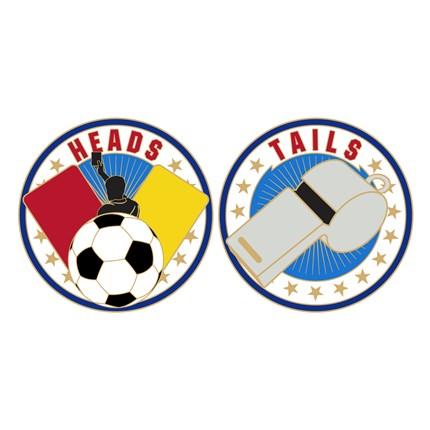 Flip Coins Series - Soccer