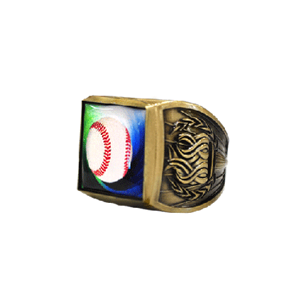 Championship Ring - TruColor - Gold