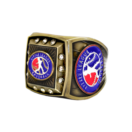 Little League Ring Series - LLB Bling