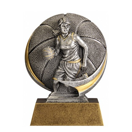 3D MOTION XTREME RESIN SERIES - BASKETBALL