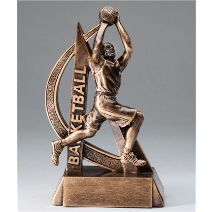 ULTRA ACTION SPORTS RESIN SERIES - BASKETBALL