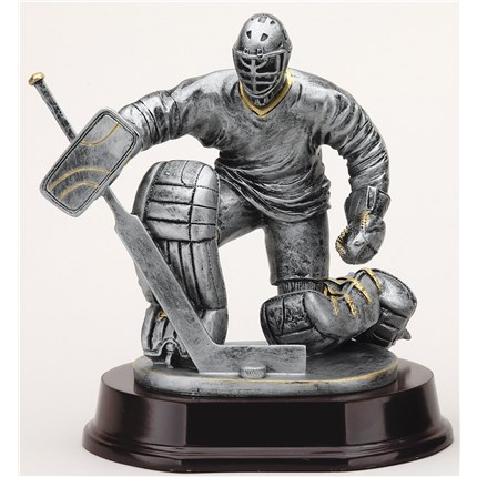 ANTIQUE ACTION RESIN SERIES - HOCKEY