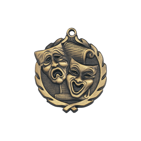 wreath-series-drama-medal