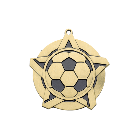 super-star-series-soccer-medal