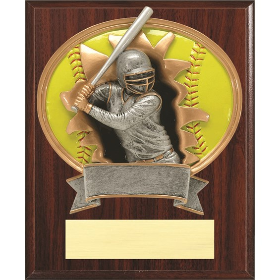 resin-plaque-series-softball
