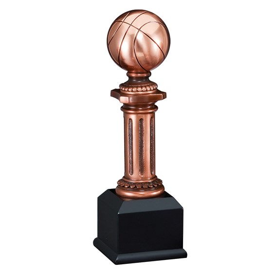 bronze-resin-column-series-basketball
