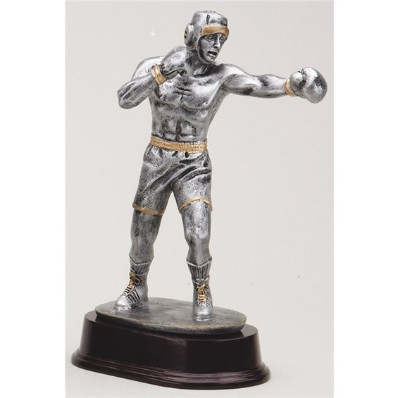 antique-action-resin-series-boxing