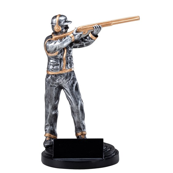 antiqu-action-resin-series-trap-shooter