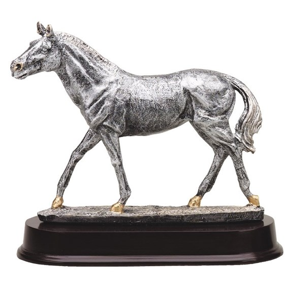 antique-action-resin-series-horse