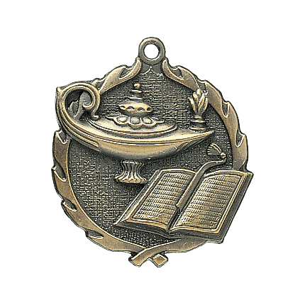 wreath-series-knowledge-medal-1.75-inch