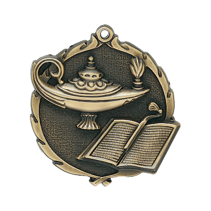 wreath-series-knowledge-medal-2.5-inch