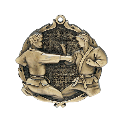 wreath-series-karate-medal-2.5-inch