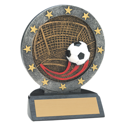 All Star Series - Soccer 4.5""