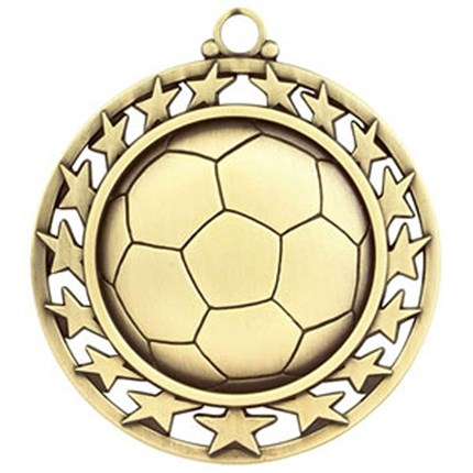 super-star-series-soccer-classic-medal