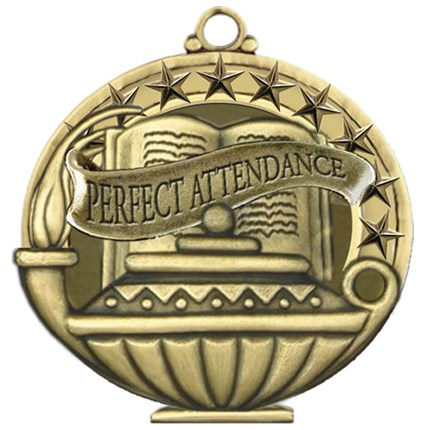 Academic Performance - Perfect Attendance