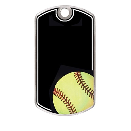 black-beauty-dog-tag-series-softball