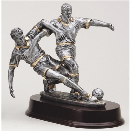 antique-action-resin-series-soccer