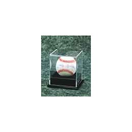 Acrylic Display Cases - Baseball