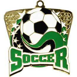 medallion-series-soccer-word-art