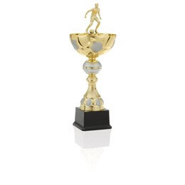 ec-1339-gold-and-silver-soccer-cup-semi-metal-cup