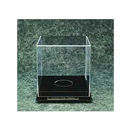 Acrylic Display Cases - Basketball
