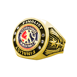 Little League Finalist Ring