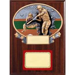 resin-plaque-series-softball-batter