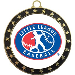star-insert-little-league-baseball-medal-series