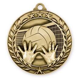 wreath-series-volleyball-set-medal