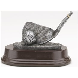 antique-sculpture-resin-series-golf