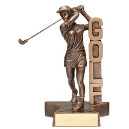 billboard-resin-series-golf-female
